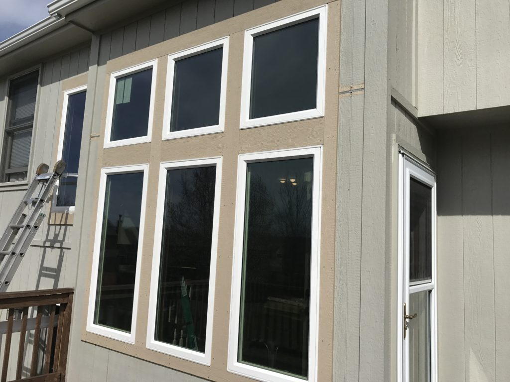 Casement Picture Windows